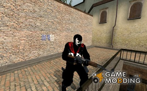 Hell-Spawn для Counter-Strike Source