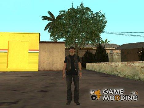 Tor Anderson из Alan Wake для GTA San Andreas
