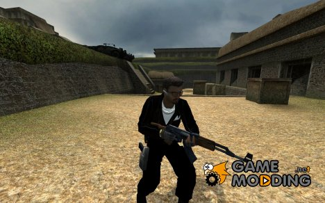 Tony Montana L33t for Counter-Strike Source