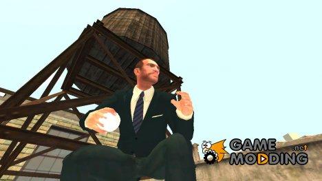 Snowball for GTA 4