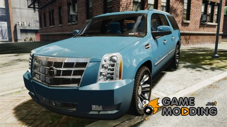 Cadillac Escalade ESV 2012 for GTA 4