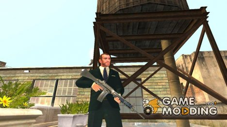 Howa Type89 Assault Rifle для GTA 4