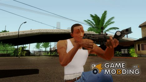M9A1 From COD Ghosts для GTA San Andreas