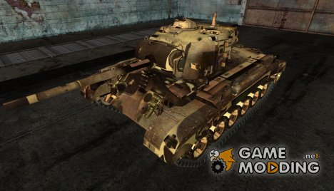 M26 Pershing daven for World of Tanks
