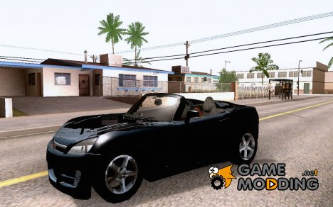 Saturn Sky for GTA San Andreas