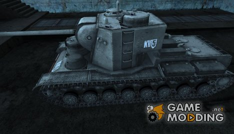 Шкурка для КВ-5 для World of Tanks