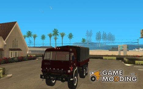 Камаз 4310 парадный для GTA San Andreas
