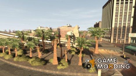 Пальмы для GTA IV for GTA 4