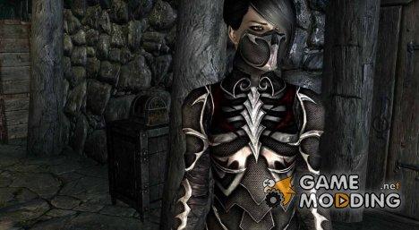 Новая легкая броня Темного братства для TES V Skyrim