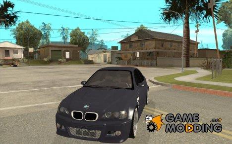 BMW M3 E46 V.I.P для GTA San Andreas