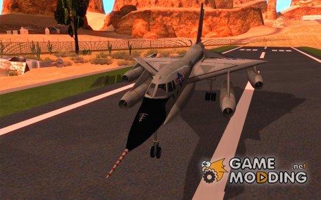 B-58 Hustler для GTA San Andreas