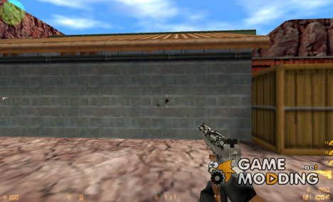 Colt.45 Tribal для Counter-Strike 1.6