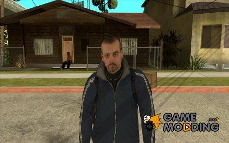 Viktor Zakhaev из COD MW 1 for GTA San Andreas