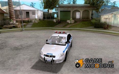 Chevrolet Impala NYPD for GTA San Andreas