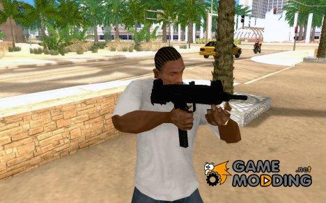 IMI Uzi for GTA San Andreas