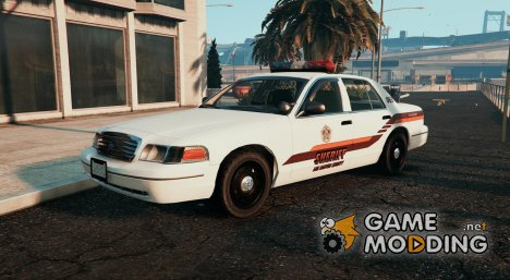 Los Santos County Sheriff CVPI for GTA 5