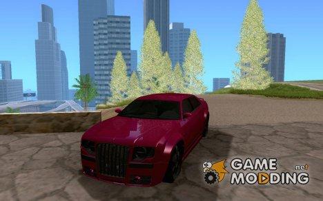 GTA IV PMP-600 for GTA San Andreas