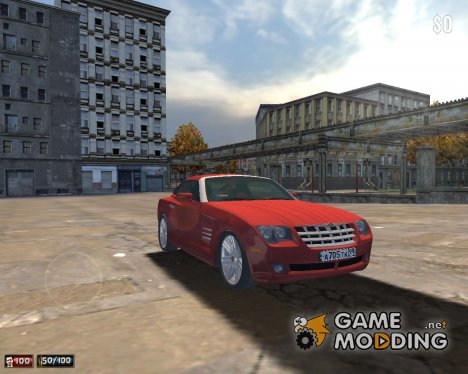 Chrysler Crossfire для Mafia: The City of Lost Heaven