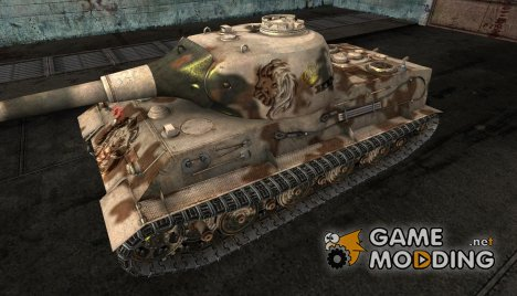 Шкурка для Lowe for World of Tanks