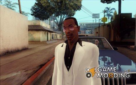 Костюм Тони Монтаны(очки) для GTA San Andreas