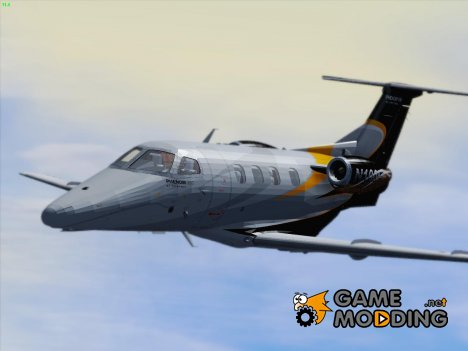 Embraer Phenom 100 for GTA San Andreas