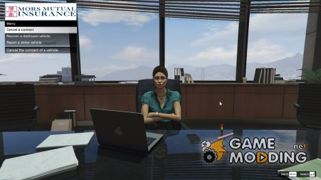 Mors Mutual Insurance - Single Player (MMI-SP) 1.1.1 для GTA 5