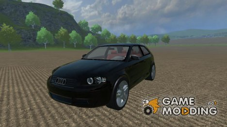 Audi A3 Quattro for Farming Simulator 2013