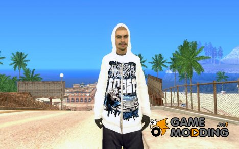 Зимний скин для GTA San Andreas