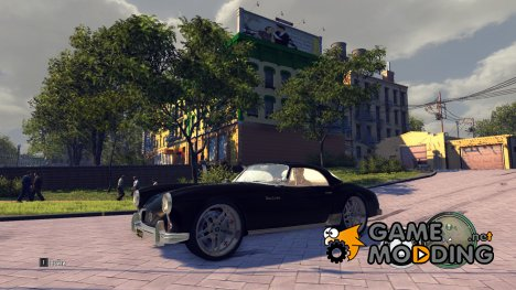 New Wheels Pack v.2.0 для Mafia II