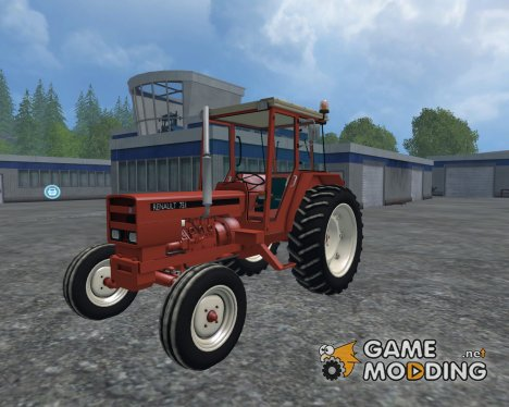 Renault 751 FL RDW для Farming Simulator 2015