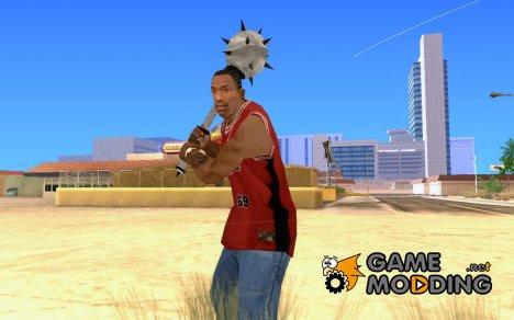 Булава для GTA San Andreas