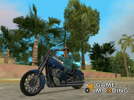 Пак мотоциклов из Xbox версии for GTA Vice City