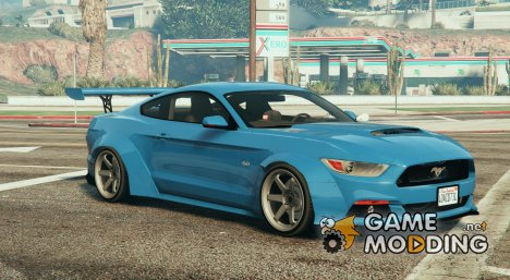 Ford Mustang GT for GTA 5