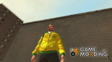 Ветровка Adidas v.3 for GTA 4