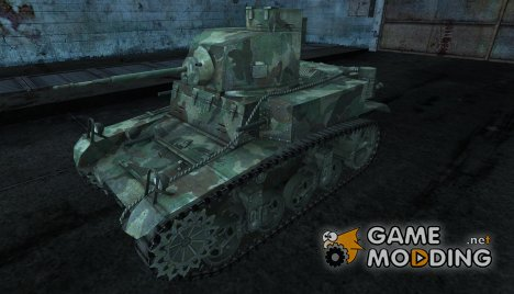 M3 Stuart от sargent67 for World of Tanks