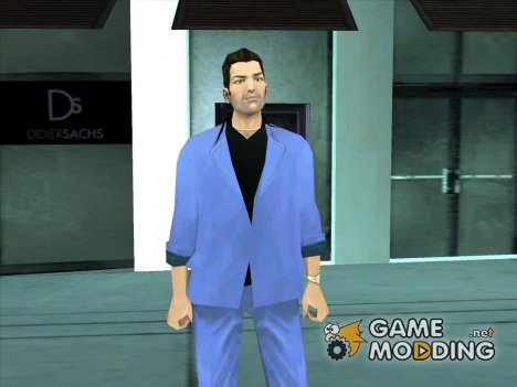 Tommy Vercetti Outfit GTA Vice City (Original) для GTA San Andreas