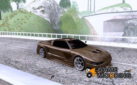 Infernus GT для GTA San Andreas
