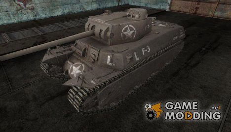 Шкурка для T1 Hvy для World of Tanks