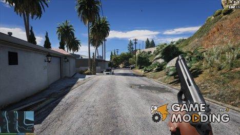 Beretta M9 (Black) для GTA 5