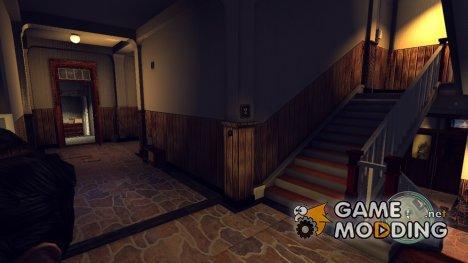 Новая квартира Джо, оружейный магазин и магазин одежды для Mafia II