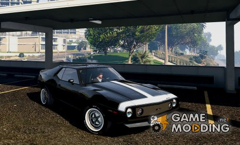 AMC Javelin AMX 401 1971 1.0 for GTA 5