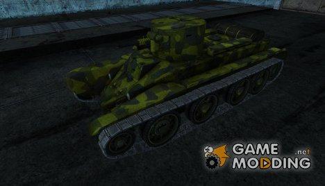 Шкурка для БТ-2 для World of Tanks