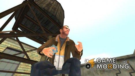 Диско-граната v.1 для GTA 4