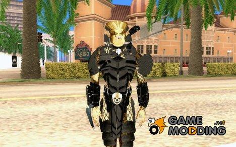 Новый хищник для GTA San Andreas
