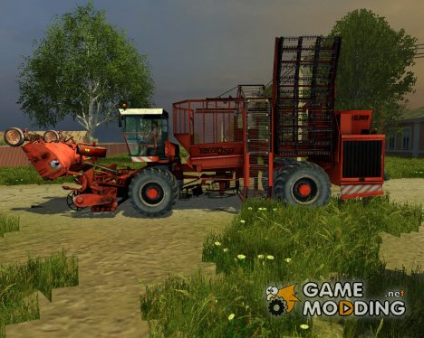 Holmer TerraDos for Farming Simulator 2013
