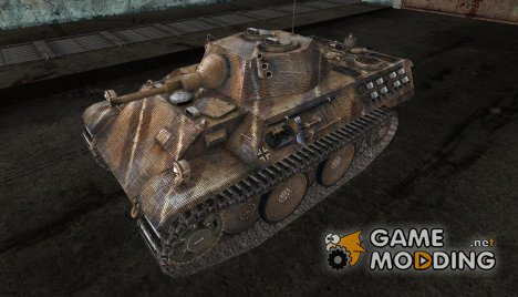 VK1602 Leopard 23 for World of Tanks