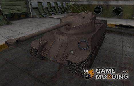 Перекрашенный французкий скин для Lorraine 40 t for World of Tanks