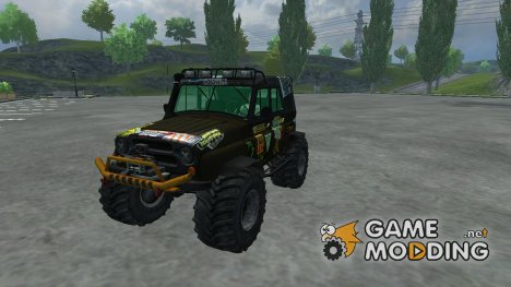 УАЗ 469 Monster для Farming Simulator 2013