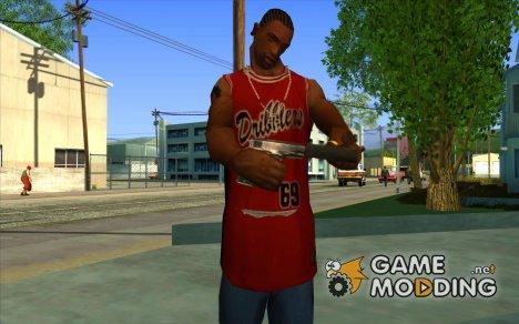 Прикрутить/открутить глушитель for GTA San Andreas