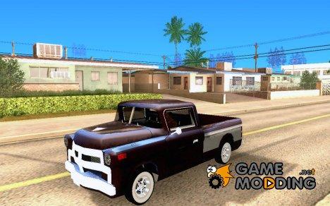Новый Walton для GTA San Andreas